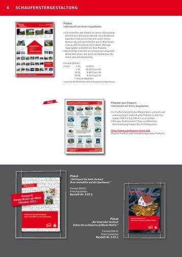 4 schAuFensterGestAltunG - Sparkassen Immobilien