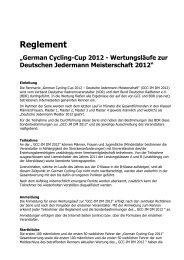 Reglement - Sparkassen Münsterland Giro