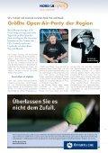Kaiser, Kult und Klassiker - Sparkassen Open - Page 4