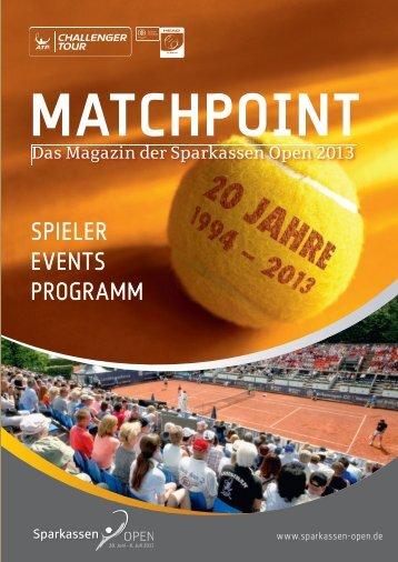MatcHpoint - Sparkassen Open