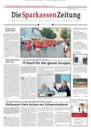 als PDF downloaden - Sparkassenzeitung