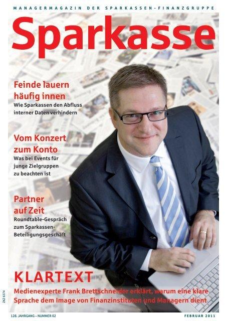 KLARTEXT - Sparkassenzeitung