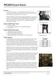 data sheet - Wiltronics