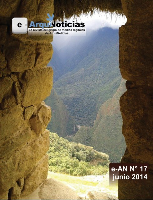 e-ArquiNoticias N° 17 junio 2014