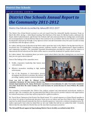 Focus 2011-2012 Annual Report to the Community - Spartanburg ...