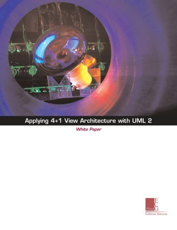 Applying 4+ 1 View Architecture with UML 2 - Enterprise Architect