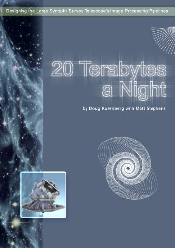 20 Terabytes a Night - Enterprise Architect