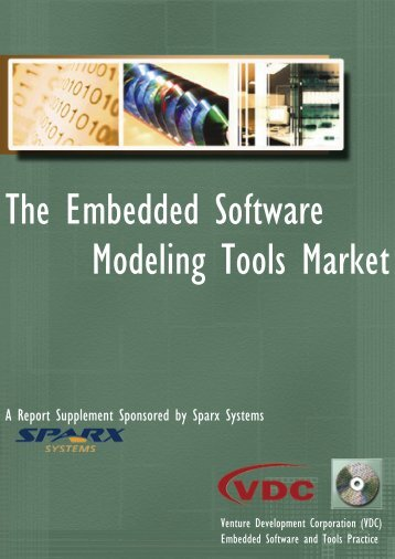 The Embedded Software Modeling Tools Market - Enterprise Architect
