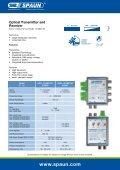 Optical Transmitter and Receiver - Spaun - Page 2
