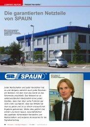Schaltnetzteile von SPAUN POWER