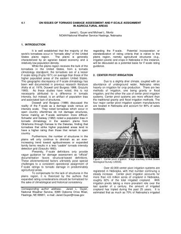 On Issues of Tornado Damage Assessment and F-Scale Assignment