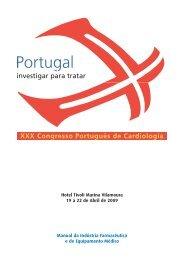 Manual - Sociedade Portuguesa de Cardiologia