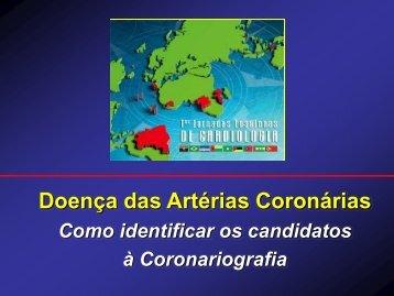 Doença das Artérias Coronárias - Sociedade Portuguesa de ...