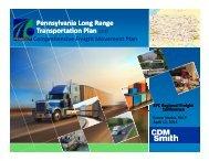 Pennsylvania Statewide Freight Plan - Southwestern Pennsylvania ...