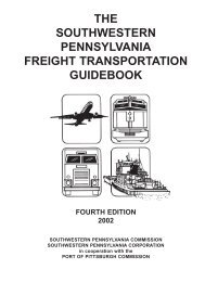 Freight Transportation Guidebook - Southwestern Pennsylvania ...