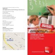Einladungskarte als PDF zum Download - SPD-Bezirk Braunschweig