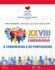 2006 TM 08 Primeiro A 1157 - Sociedade Portuguesa de Cardiologia - Page 7