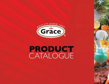 Grace Kennedy Products - Elite International Foods Inc.
