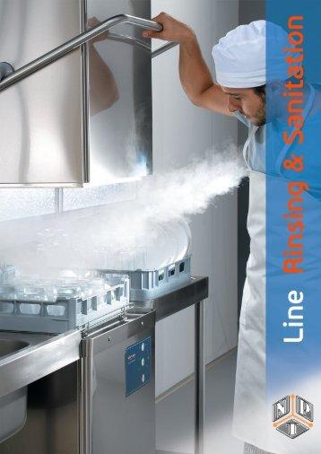 Lave-vaisselle transporteur en rack ... - Np-technic.com