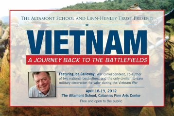 A Journey BAck to the BAttlefields - 174th AHC
