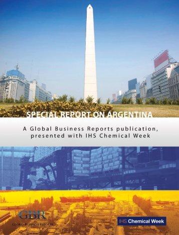 Argentina Chemicals 2012 - GBR