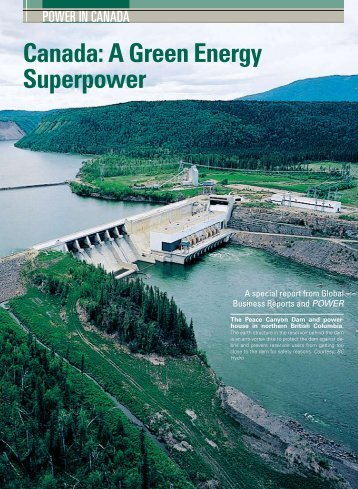 Canada: A Green Energy Superpower - GBR