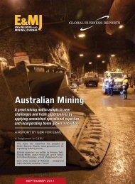 Australian Mining - GBR