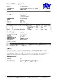 TEILEGUTACHTEN nach §19(3) StVZO Nummer 99-0202-A04-V01 ...