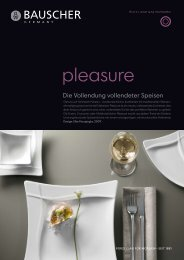 pleasure (PDF, 1200KB) - Bauscher