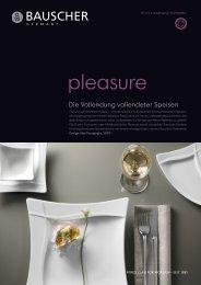 pleasure (PDF, 1200KB) - Bauscher