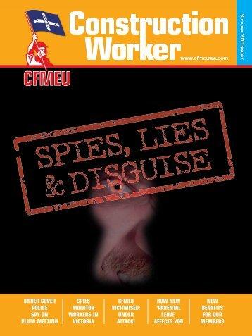 Summer Issue 2010 - cfmeu