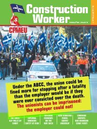 Spring Issue 2009 - cfmeu