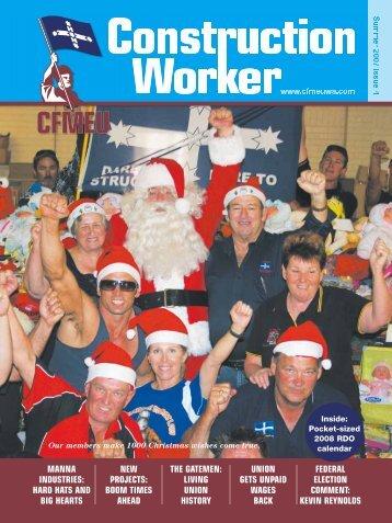 Summer Issue 2007 - cfmeu