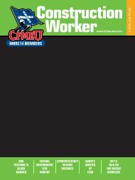 Spring Issue 2011 - cfmeu