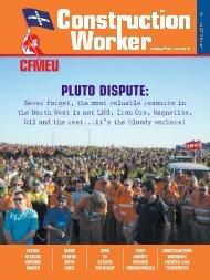 Autumn Issue 2010 - cfmeu