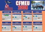 Members RDO Calendar