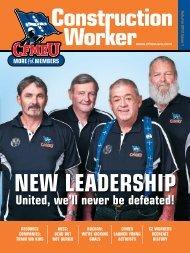 Autumn Issue 2012 - cfmeu