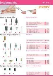 implements - Just Care Beauty