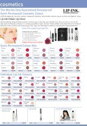 cosmetics - Just Care Beauty