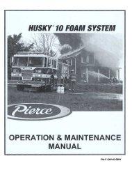 Husky 10 Foam