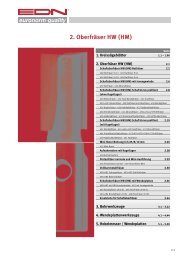 Katalog 45 Holzbearbeitungswerkzeuge - EDN-Neuhaus