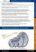 blueline CMT Hersteller PDF Katalog - Sägeblatt Shop - Seite 3
