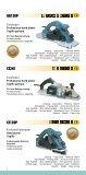 holzbearbeitungsmaschinen und werkzeuge ... - Fisch-Tools - Page 4