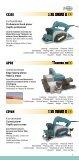 holzbearbeitungsmaschinen und werkzeuge ... - Fisch-Tools - Page 5