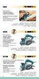 holzbearbeitungsmaschinen und werkzeuge ... - Fisch-Tools - Page 6