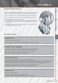 RUKO Kernbohrer de - Page 3