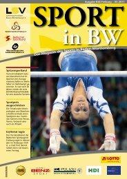 Sport in BW  - Badischer Sportbund Freiburg e.V.
