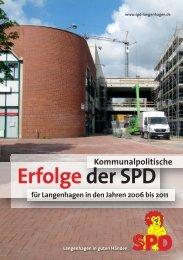 Bilanz 2006-2011 - SPD-Langenhagen