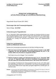 Zuweisungen über das Finanzausgleichsgesetz 2009 und 2010