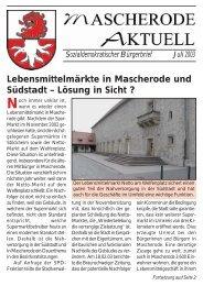 MA 2003-2 als pdf-Dokument - SPD-Braunschweig Süd-Ost ...